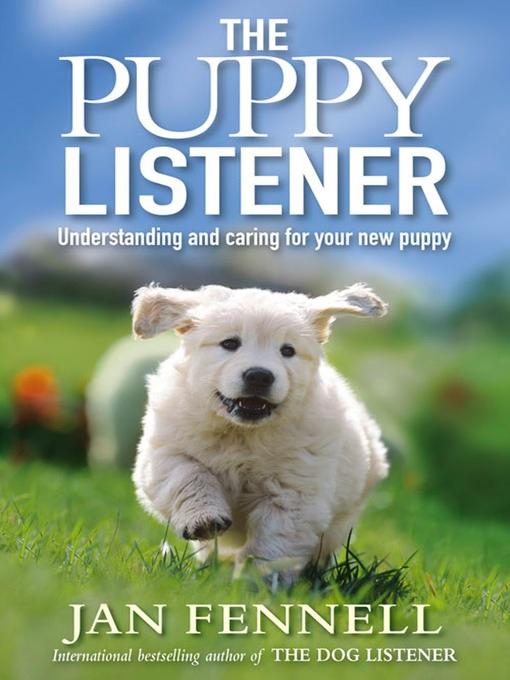 Jan Fennell fundamentals of puppy training
